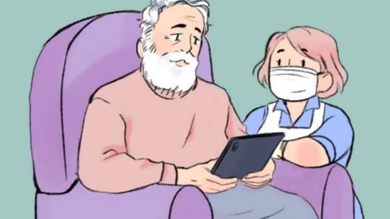 Primer cómic sobre vejez y derechos de las personas mayores — Informes — No Toquen Nada | El Espectador 810