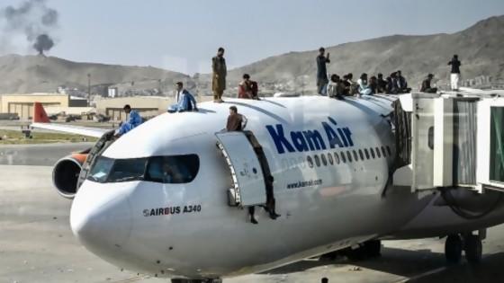 Afganistán: la huella digital y sus consecuencias — Victoria Gadea — No Toquen Nada | El Espectador 810