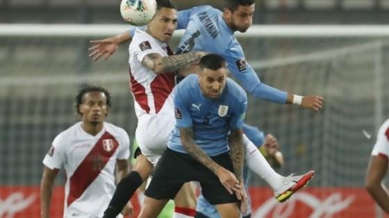 El uno por uno de Uruguay ante Perú: Bentancur, el mejor — Darwin - Columna Deportiva — No Toquen Nada   El Espectador 810