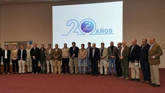 F. Jaso: ''Es un honor presidir Pantalla Uruguay en sus 20 años'' — Mercados — Dinámica Rural   El Espectador 810