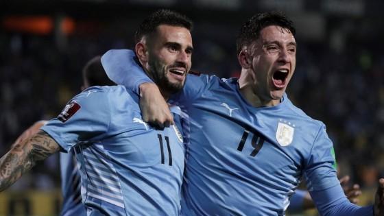 El esfuerzo de Nandez, la cabeza de Pereiro y el triunfo de Uruguay — Deportes — Primera Mañana   El Espectador 810