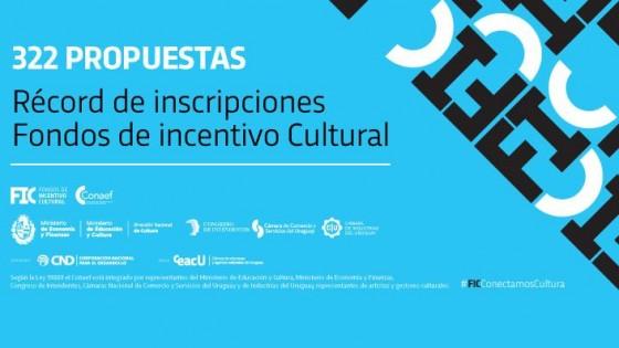 Fondos de Incentivo Cultural, récord de proyectos inscriptos — La Entrevista — Más Temprano Que Tarde   El Espectador 810