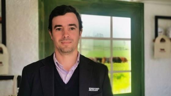 F. Alfonso: ''El Hereford está arraigado a la cultura ganadera, datos objetivos y muy adaptada a los sistemas de producción'' — Exposiciones — Dinámica Rural | El Espectador 810