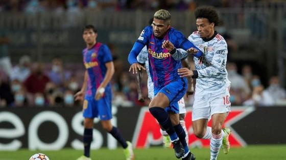 El protagonismo de Araújo en Barcelona — Deportes — Primera Mañana   El Espectador 810