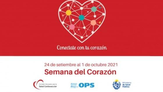 30ª Semana del Corazón: una iniciativa anual que busca promover la salud cardiovascular en toda la población uruguaya — Qué tiene la tarde — Más Temprano Que Tarde | El Espectador 810