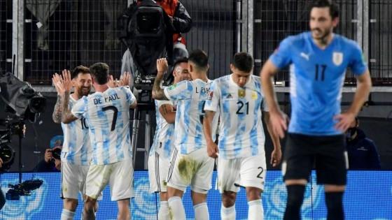 Una derrota contundente que pudo ser peor — Deportes — Primera Mañana   El Espectador 810