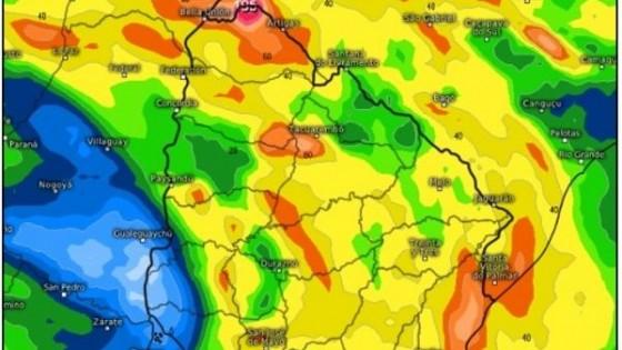 El tiempo: ''Se esperan lluvias para el resto de la semana'' — Clima — Dinámica Rural   El Espectador 810