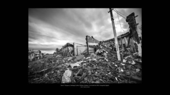 Tornado de Dolores: una exposición de fotos enormes y un documental basado en imágenes — Leo Barizzoni — No Toquen Nada | El Espectador 810