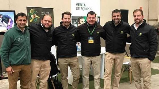 Feria John Deere - Interagrovial contó con más de 400 empresarios del campo — Agricultura — Dinámica Rural | El Espectador 810