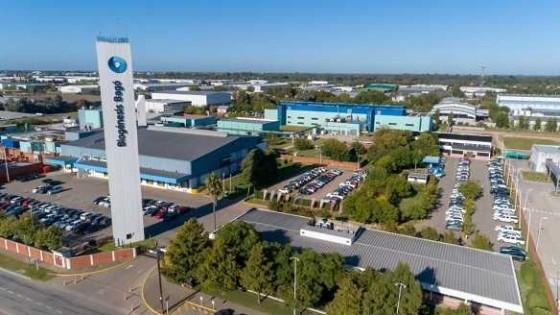 Biogénesis Bagó invertirá 10 millones de dólares en su planta de vacunas contra la Fiebre Aftosa — Economía — Dinámica Rural | El Espectador 810