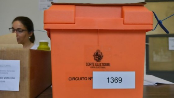 Diputados votó ley para garantizar el voto a personas con discapacidad motriz  — Informes — No Toquen Nada | El Espectador 810