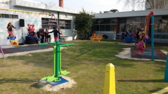 Hospital Pereira Rossell: inauguración de un espacio recreativo con infraestructura producida en el Polo Industrial del Comcar — Qué tiene la tarde — Más Temprano Que Tarde | El Espectador 810