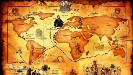 Magallanes y los doscientos tipos que se la jugaron a dar vuelta el mundo — Gabriel Quirici — No Toquen Nada | El Espectador 810