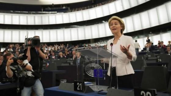 Rosita: la evangélica a favor de la unión de los gay es la nueva jefa de Europa — Colaboradores del Exterior — No Toquen Nada | El Espectador 810
