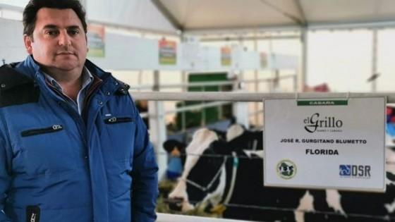 'El Grillo' llega a Expo Prado tras muy buena participación en Expo Florida — Lechería — Dinámica Rural | El Espectador 810