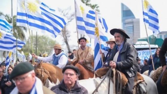 El movimiento se concentrará nuevamente en Durazno el 23 de enero del año próximo — Economía — Dinámica Rural | El Espectador 810