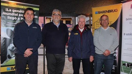 Prolesa y Calvase Barenbrug firman acuerdo para ampliar el abanico genético en pasturas — Lechería — Dinámica Rural | El Espectador 810