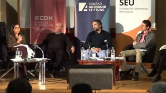 Debate económico: el FA polarizó con PN y PC, el PI logró ponerse al centro — Informes — No Toquen Nada | El Espectador 810