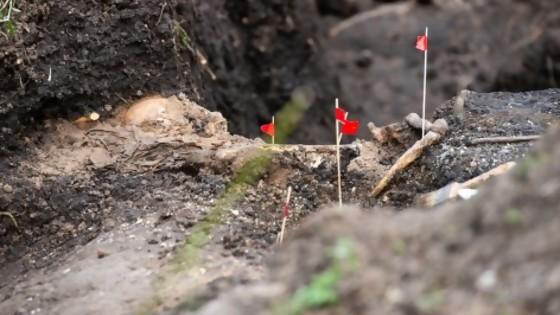 Se confirmó el sexo de los restos hallados en el Batallón 13 — Puesta a punto — Más Temprano Que Tarde | El Espectador 810