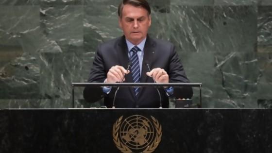 Dictadura, socialismo y Amazonia en el discurso de Bolsonaro en la ONU — Denise Mota — No Toquen Nada | El Espectador 810