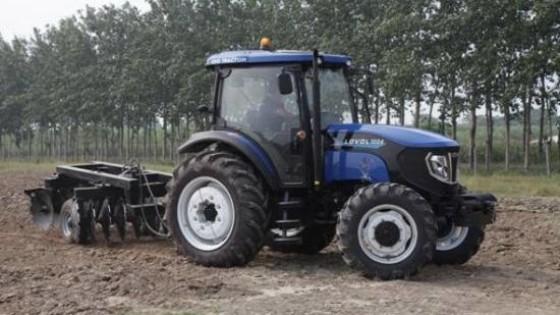 La venta de maquinaria agrícola cayó un 25% — Economía — Dinámica Rural | El Espectador 810