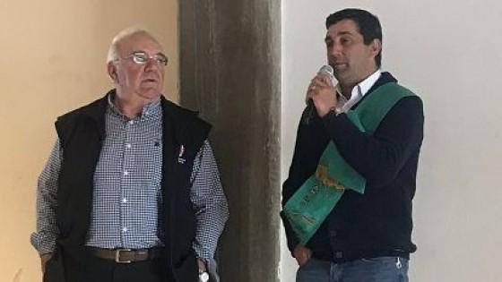 Fabián Herández asumió como nuevo presidente de la SPLF — Lechería — Dinámica Rural | El Espectador 810