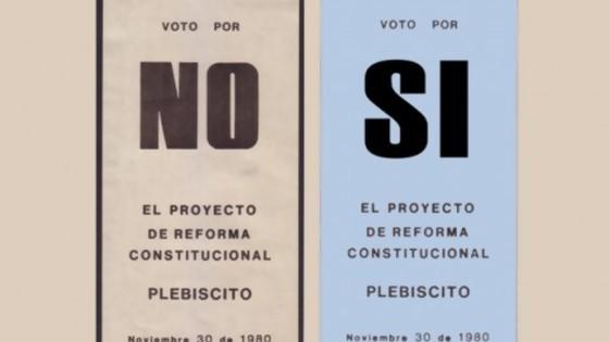 El plebiscito de 1980 — GPS Activado — Más Temprano Que Tarde | El Espectador 810