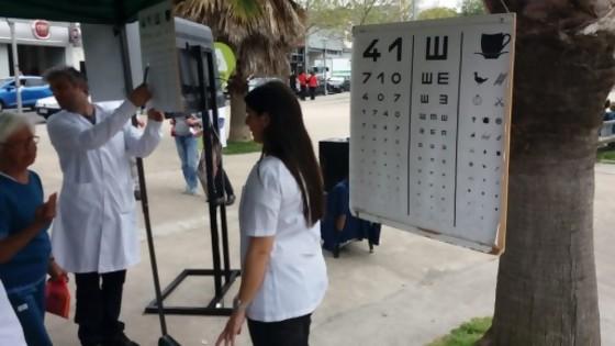 La Plaza Seregni, escenario de la salud visual — Qué tiene la tarde — Más Temprano Que Tarde | El Espectador 810