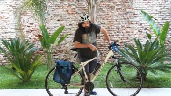 Nunca vas a pedalear solo — El maravilloso mundo de Moncho Licio — Otro Elefante | El Espectador 810