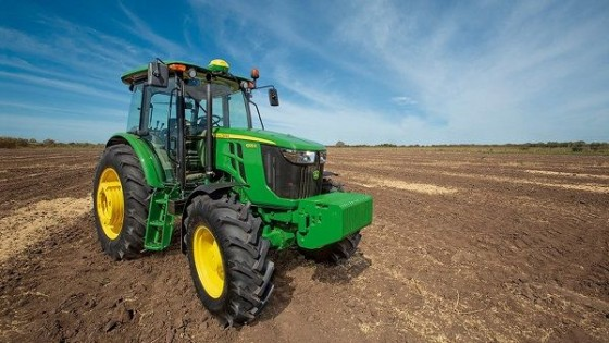 Tractor Jhon Deere 6E: versátil, sustentable y eficiente — Economía — Dinámica Rural | El Espectador 810