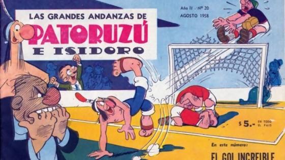 Homenaje a Patoruzú e Isidoro — Sergio Pena — Otro Elefante | El Espectador 810
