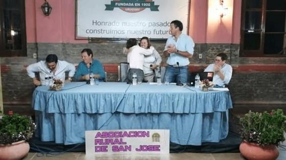 La Rural de San José reclama qué 'vehículos del MGAP estén en condiciones para cumplir funciones' — Economía — Dinámica Rural | El Espectador 810