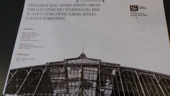 Se expondrán 11 propuestas sobre el destino del viejo edificio de la Estación Central General Artigas — Qué tiene la tarde — Más Temprano Que Tarde | El Espectador 810