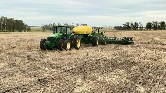 La falta de lluvias incide en la siembra de cultivos de verano — Agricultura — Dinámica Rural | El Espectador 810
