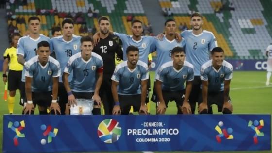 Las figuras que tiene Uruguay en el Preolímpico  — Diego Muñoz — No Toquen Nada | El Espectador 810