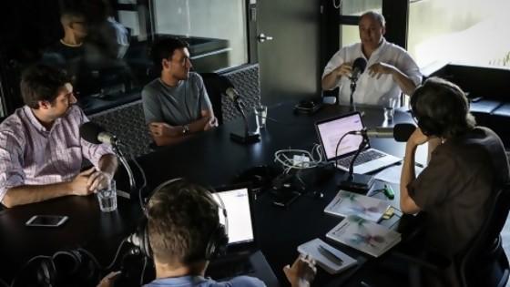 Twittarquía: Twitter en Uruguay como laboratorio de la interacción política en redes — Entrevistas — No Toquen Nada | El Espectador 810