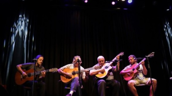 Guitarras Montevideanas en vivo desde Magnolio y la cara de Inspector Larry — NTN Concentrado — No Toquen Nada | El Espectador 810