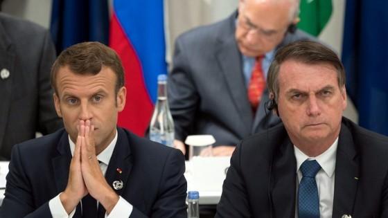 ¿Guerra entre Brasil y Francia? Un estudio del ejército brasileño que no hay que ignorar — Claudio Fantini — Primera Mañana | El Espectador 810