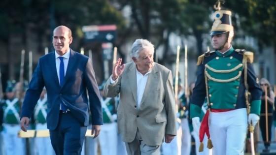 El enojo de Mujica con los ambientalistas antes de asumir la presidencia del Senado — Informes — No Toquen Nada | El Espectador 810