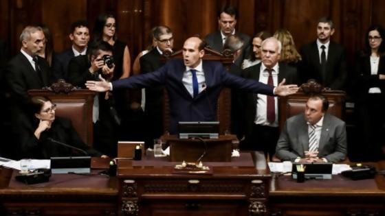 Recreo legislativo — De qué te reís: Diego Bello — Más Temprano Que Tarde | El Espectador 810