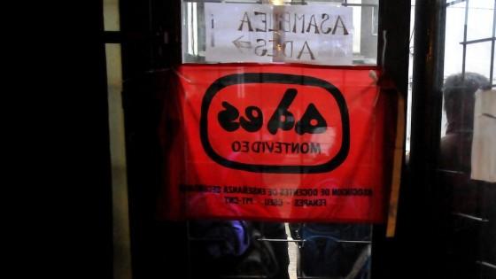 Las razones del paro en los liceos públicos de Montevideo el próximo 12 de marzo — Puesta a punto — Más Temprano Que Tarde | El Espectador 810