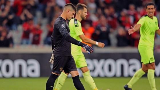 Peñarol debutó en la Copa Libertadores con una derrota en Brasil — Deportes — Primera Mañana | El Espectador 810