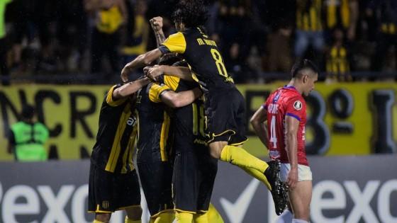 Peñarol sufrió pero logró su primer triunfo en la Libertadores — Deportes — Primera Mañana | El Espectador 810