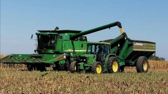 En el inicio de la cosecha, el maíz marca rindes por debajo que la zafra pasada, en algunos casos en un 30% — Agricultura — Dinámica Rural | El Espectador 810