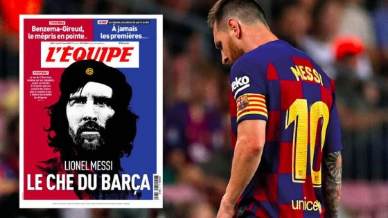 Messi lidera la revolución en el Barcelona — Deportes — Primera Mañana | El Espectador 810