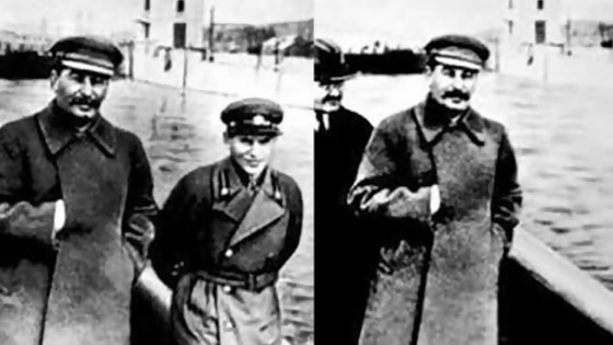 Trotsky, la modelo híper flaca y el poste volador: fotos trucadas en la historia — Leo Barizzoni — No Toquen Nada | El Espectador 810