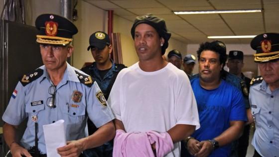 ¿Por qué Ronaldinho sigue preso en Paraguay? — Deportes — Primera Mañana | El Espectador 810