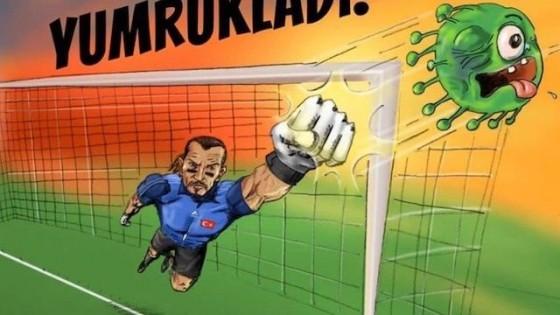 Darwin y los prejuicios del fútbol útiles para enfrentar el virus — Darwin - Columna Deportiva — No Toquen Nada | El Espectador 810