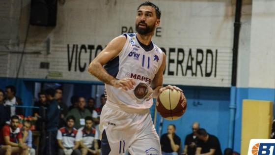 La selección, Biguá,el básquetbol... Martín Osimani — Audios — Basquet de Primera | El Espectador 810