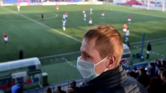 Darwin furioso con el belga que propone fútbol con tapaboca — Darwin - Columna Deportiva — No Toquen Nada | El Espectador 810